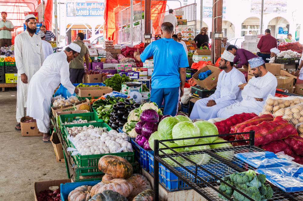 Oman to witness an annual food consumption growth of 4.6% until 2023