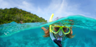 snorkeling; travel secrets from experts