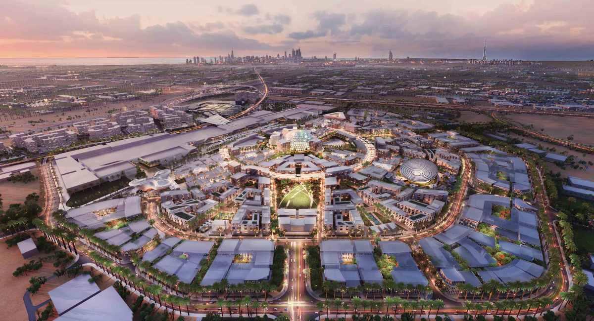 Dubai Expo 2020: Countdown to world's biggest show begins