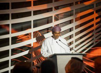 Nasser bin Masoud Al Sheibani CEO of Al Mouj Muscat