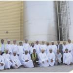 Mazoon biogas plant
