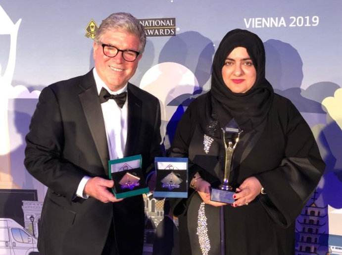 Smart Dubai awarded
