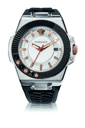 Versace Chain Reaction: Sport the unconventional!
