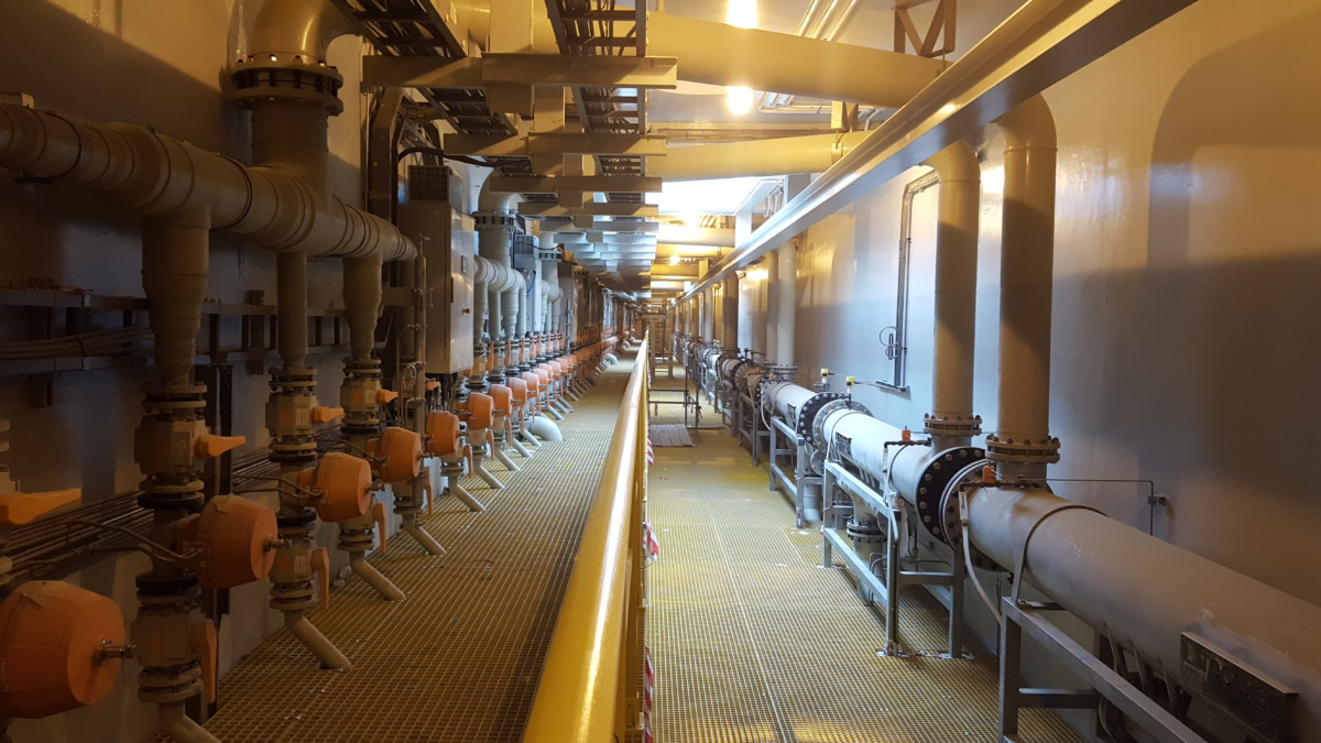 Oman's second largest desalination plant begins operations