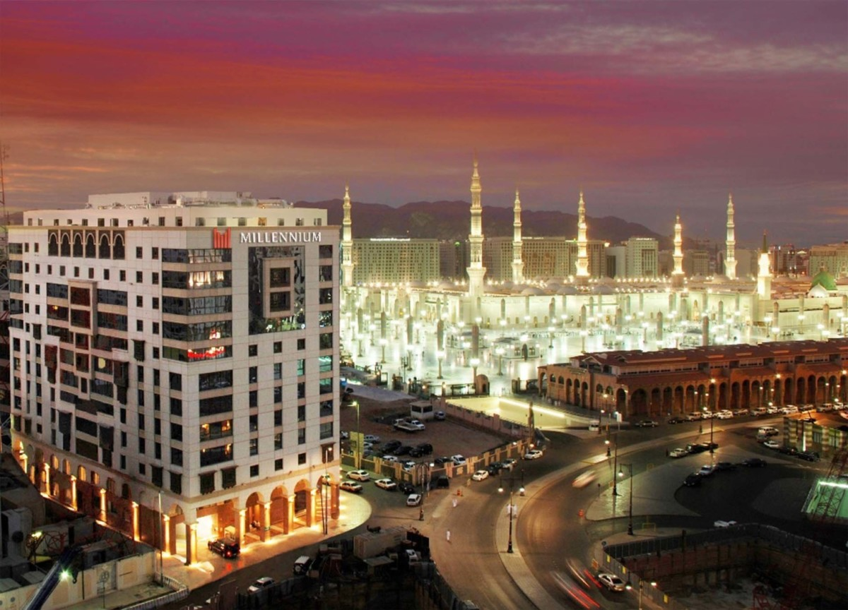 Saudi visa scheme: As tourists arrive so does good news for hotel sector