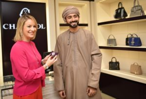 CHARRIOL opens exclusive boutique at OAM