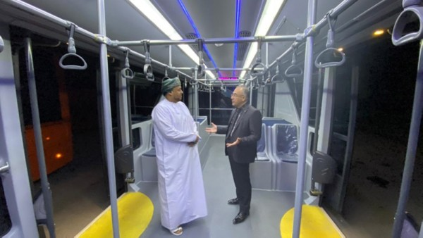 $50mn bus manufacturing plant  to come up in Salalah