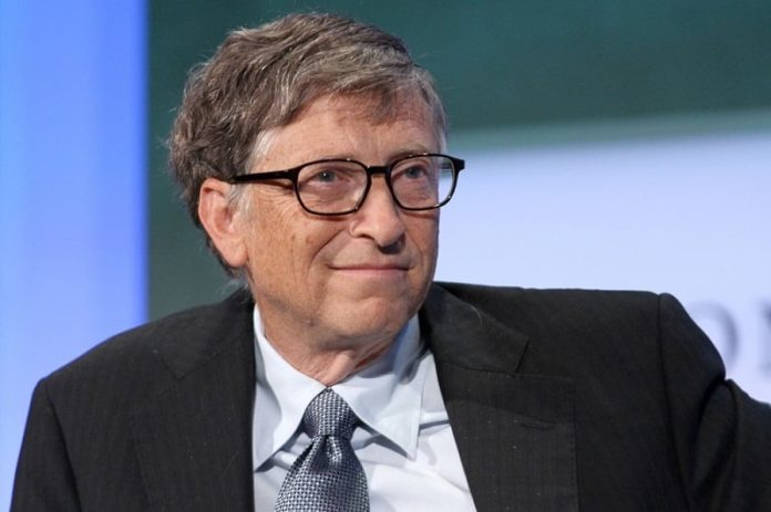 bill gates richest person
