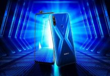 honor 9x smartphone