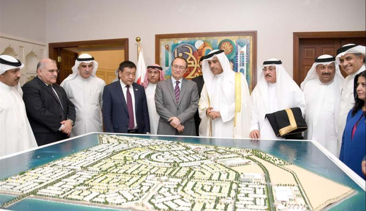 Bahrain ties up with China for $689 million mega housing project