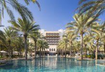 Al Bustan Palace muscat, oman