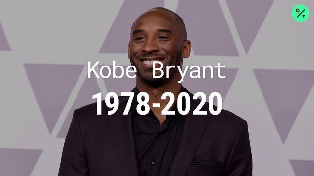 Kobe Bryant Dies in Helicopter Crash in California