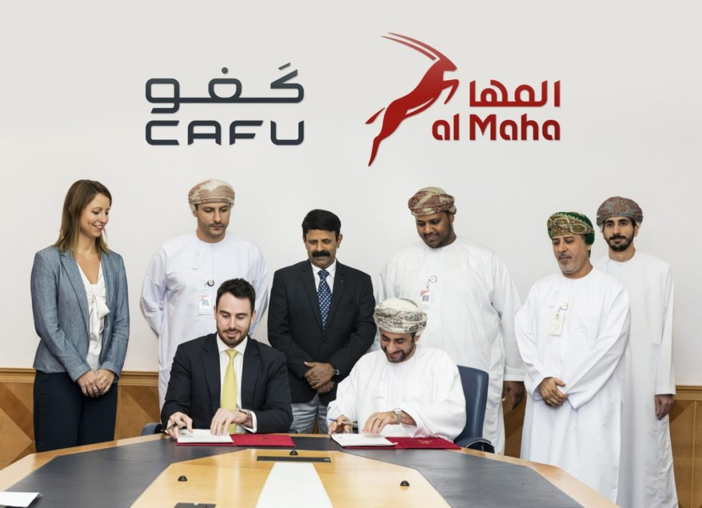 UAE Headquartered CAFU Launches in Oman | Signs Partnership with Al Maha Petroleum for Fuel Delivery Services in the Sultanate