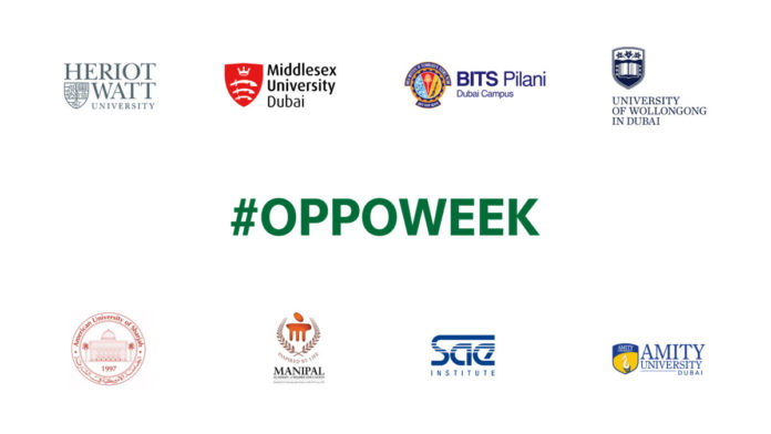 'OPPO Week' smartphone photography workshop tours UAE universities, offer prizes for best shots