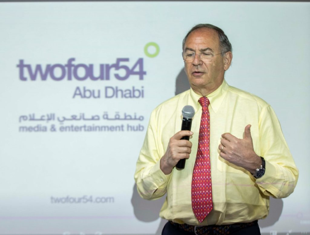 twofour54 Abu Dhabi board appoints Michael Garin as CEO