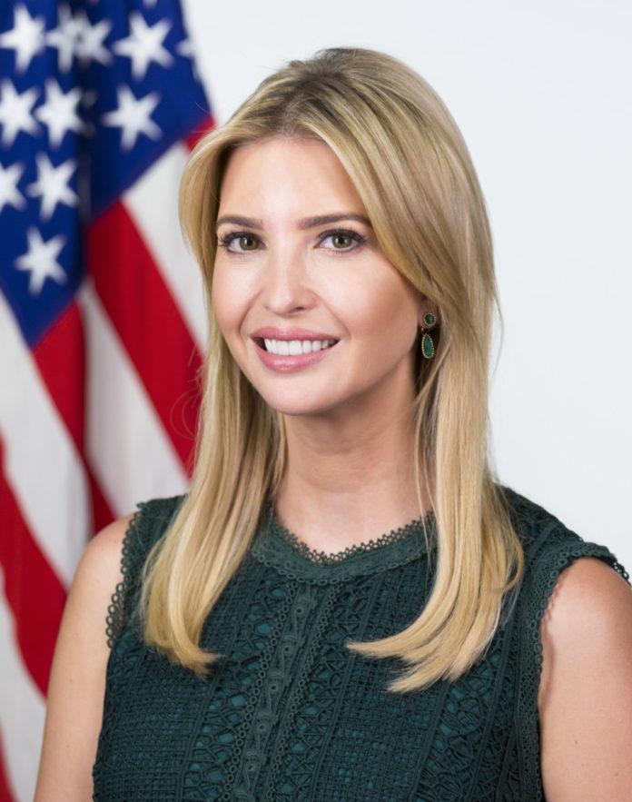 Ivanka Trump - Dubai visit