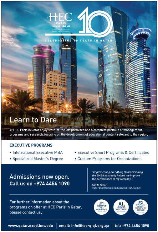 Qatar Education Guide 2020