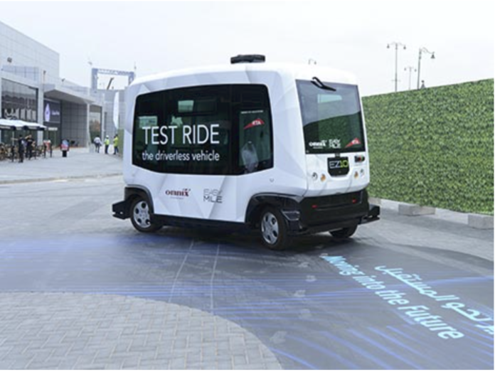 driverless vehicles