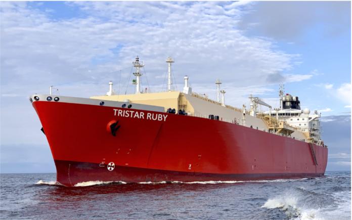 Tristar-BP LNG deal