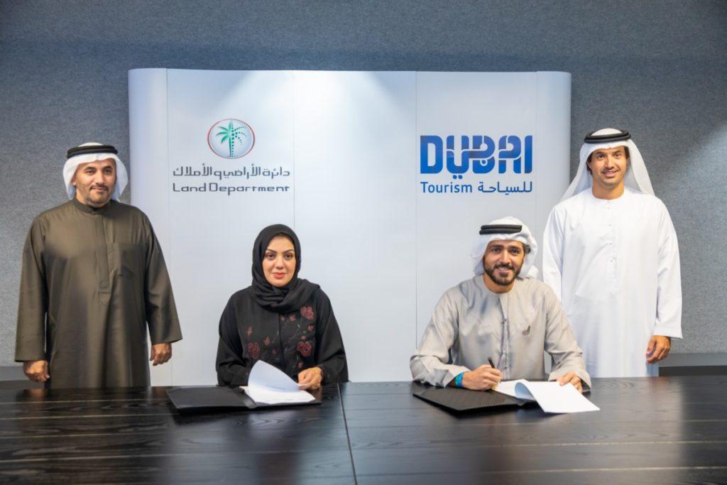 Dubai Tourism, Dubai Land Department ink strategic pact
