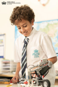 Be Ambitious - Nord Anglia International School Al Khor, Qatar