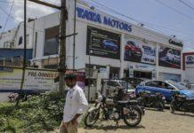 India Tata Motors Sees February Domestic Sales Drop 34%