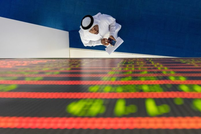 Mideast Stocks Drop Despite $47 Billion of Central Bank Aid