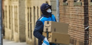 Amazon Workers to Strike at New York Site on Virus Concerns