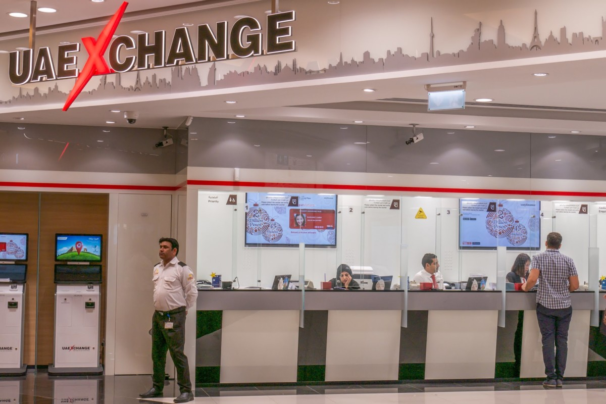 Uae S Central Bank Takes Over Uae Exchange S Operations