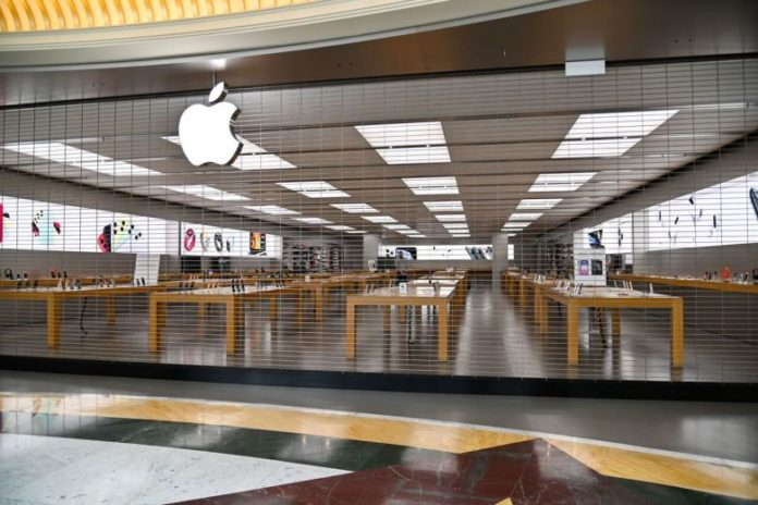 Apple Closes All Stores Outside Greater China for 2 Weeks