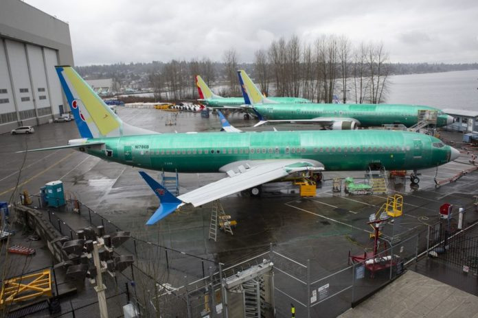 Boeing Sued By Kuwaiti Company Trying to Recoup $336 Million
