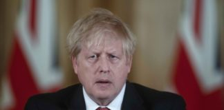 Johnson Improving in Hospital With Extended U.K. Lockdown Likely