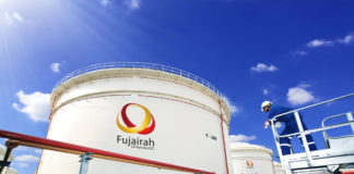 Fujairah bunker fuel stocks hit 5-week high