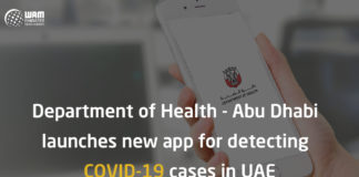 Department of Health - Abu Dhabi launches new app for detecting COVID-19 cases in UAE