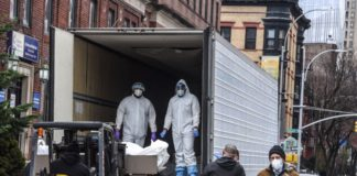 U.S. Seeks Body Bags and Says China Hid Infections: Virus Update
