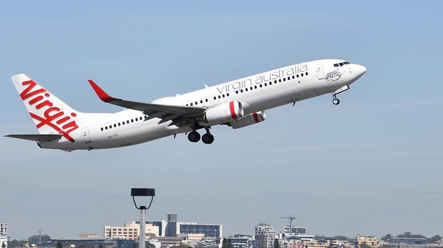 Virgin Australia Collapses as Virus Wipes Out Global Air Travel