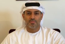 Faisal Belhoul, the newly appointed Executive Chairman of NMC Health Plc., the UAE's largest private healthcare provider.