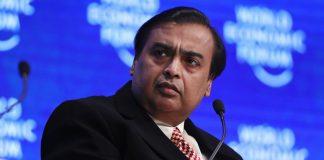 Ambani Prepares Facebook-Backed Unit for Overseas IPO