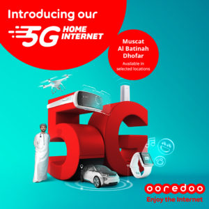 A New Digital Age with Ooredoo 5G Home Internet