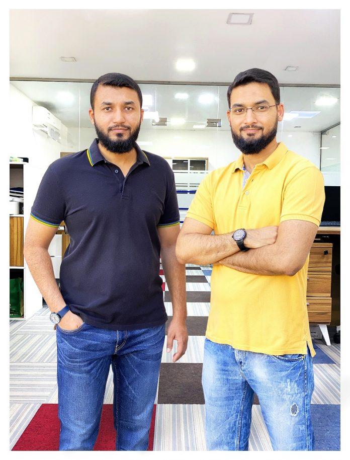 Cofounders of DXBUY, Rizwan and Adnan Zubairi