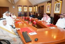Ministers discuss houses of worship at new towns