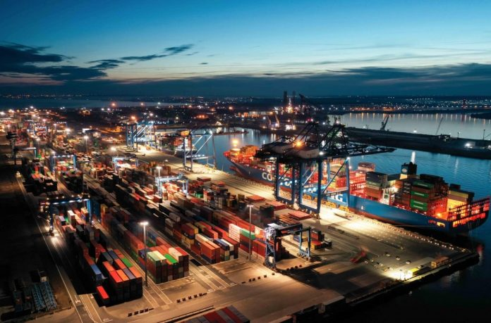 DP World creates worldwide third party feedering, shortsea network by integrating its logistics firms Unifeeder and Feedertech