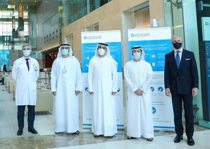 Mubadala Healthcare facilities receive official 'COVID-19 free' designation from Department Of Health-Abu Dhabi