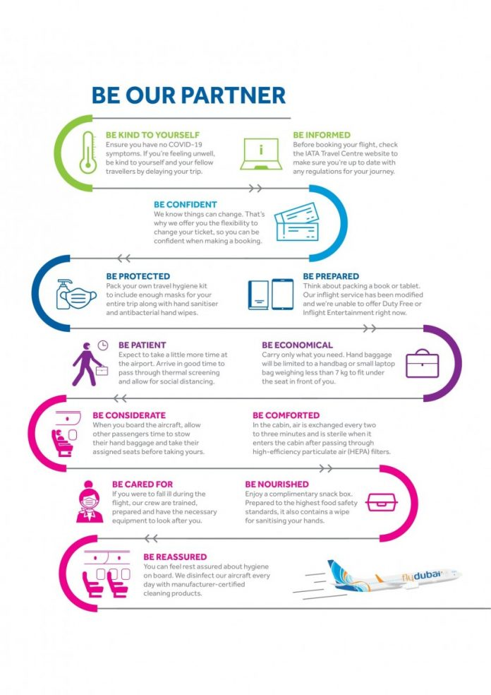 flydubai announces 'Passenger Partnership'