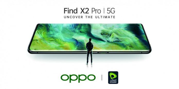 OPPO Find X2 Pro Launch in partnership with Etisalat