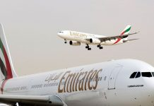 Emirates to Expand Flights to 62 Destinations in August