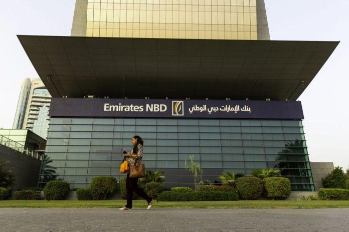 Dubai's Biggest Bank Profit Slumps After $1.1 Billion Provisions