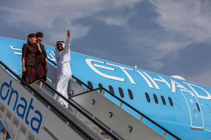 Abu Dhabi's Etihad Aims to Fly to 58 Destinations by August