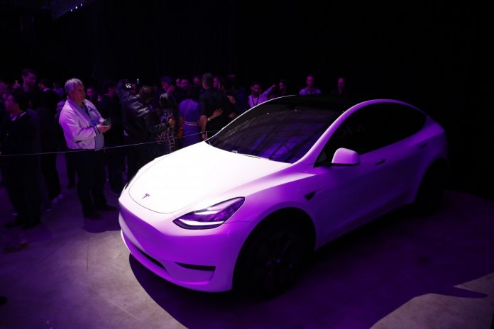Tesla Shaves $3,000 Off Model Y Price Months After Sales Start