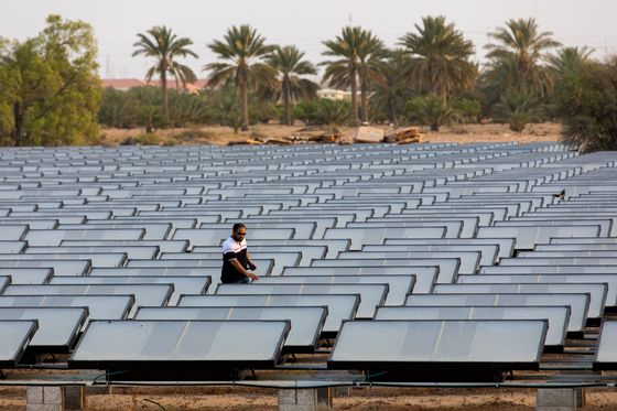 A U.S. Firm Is Turning Arabian Desert Air Into Bottled Water